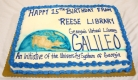 GALILEO 15th Birthday Cake BEFORE