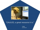 GALILEO for Jedi Masters