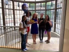 Gift Certificate Winners from Agnes Scott College