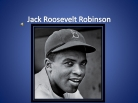 Jack Roosevelt Robinson: Winner of the 2012 GALILEO Staff Award for Teacher/Media Specialist