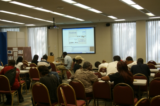 Students at Savannah State Attend the Virtual GALILEO Birthday Celebration