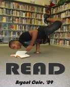 Students Flip for Reading