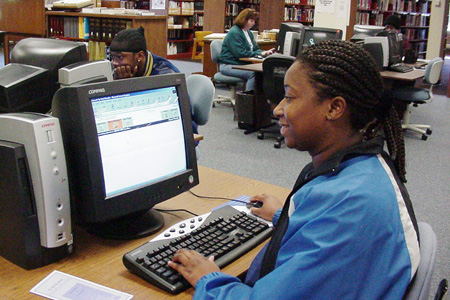 Public Library Patrons Find Reliable Information in GALILEO